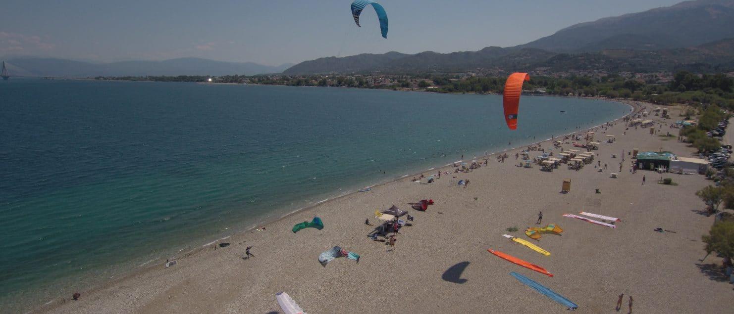 Διασυλλογικός αγώνας Kitefoil & TwinTip Race από τον ΙΑΣΩΝ στην Πάτρα